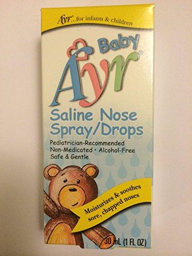 Saline Baby Nose front-990303