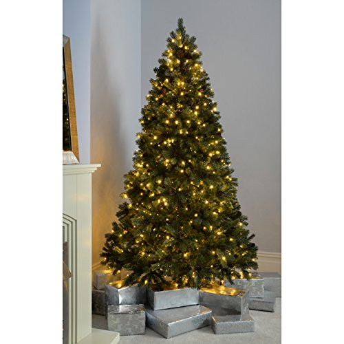 Cheap Pre Lit Christmas Trees Uk