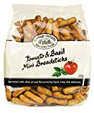 Cottage Delight Tomato and Basil Mini Breadsticks 200 g (Pack of 2)