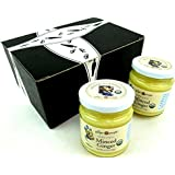 The Ginger People Organic Minced Ginger, 6.7 oz Jars in a Gift Box (Pack of 2)