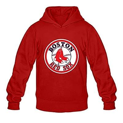 Tavil Boston Red Sox 100% Cotton Hoodies For Men