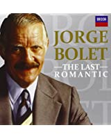 Jorge Bolet: The Last Romantic (Coffret 9 CD)