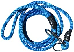 Weiss Walkie No Pull Dog Leash, Large, Blue