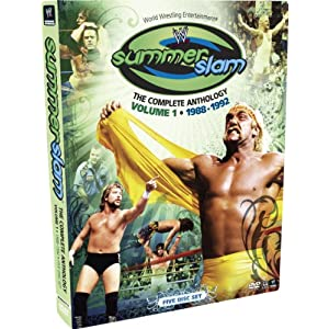 WWE: Summerslam - The Complete Anthology, Vol. 1 movie