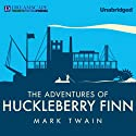 The Adventures of Huckleberry Finn Audiobook by Mark Twain Narrated by Eric G. Dove