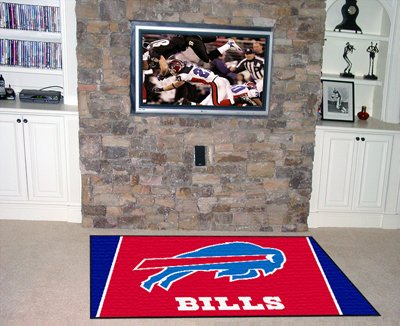 Bills 4' x 6' Area Rugs