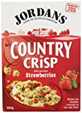 Jordans Country Crisp Strawberry 500 g (Pack of 3)