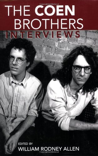 The Coen Brothers: Interviews (Conversations with Filmmakers)