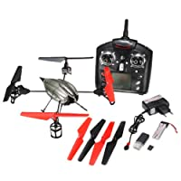 WL Toys V959 Quadcopter with built in camera from WLToys Co., LTD