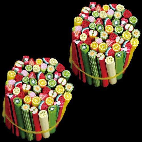 スライス棒 人気フルーツ棒 12種類限定 100本セット