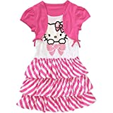 Hello Kitty Shrug Tutu Little and Big Girls Dress