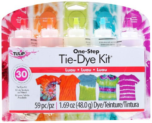 I Love To Create Tulip One-Step Tie-Dye Kit, Large, Luau front-871126