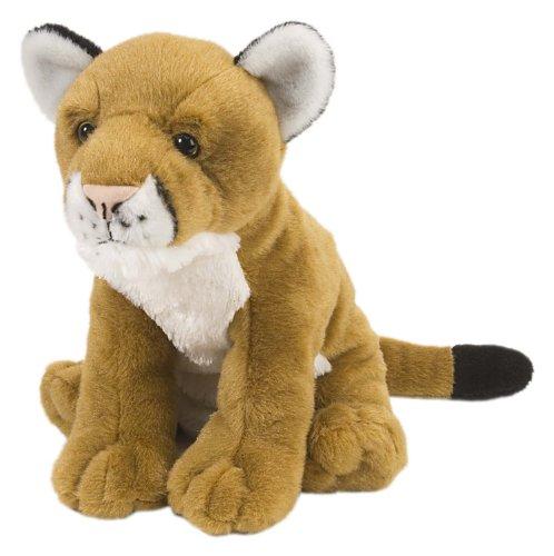 Cougar Stuffed Animal<br>by Wild Republic