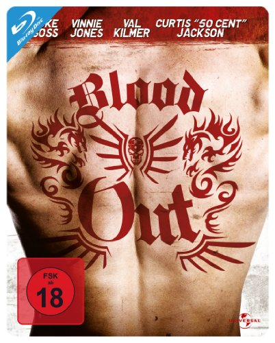 Blood Out - Steelbook [Blu-ray]