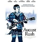 """August rush [FR IMPORT]von """"Freddie Highmore"""""""