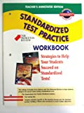 img - for Teacher's Annotated Edition Standardized Test Practice Workbook (Glencoe The American Journey) book / textbook / text book