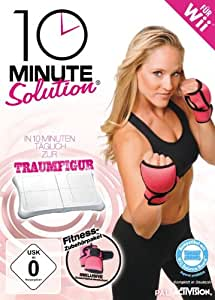 10 Minute Solution inkl. Gewicht-Handschuhe