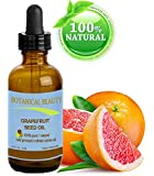 """GRAPEFRUIT SEED OIL. 100% Pure / Natural / Undiluted /Refined COLD PRESSED CARRIER OIL (Not Essential Oil). 0.5 Fl.oz.- 15 ml. For Skin, Hair and Lip Care. """"One of the richest natural sources of vitamin A ,C & E and natural fruit enzymes."""""""