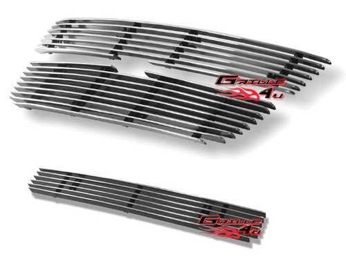 04-12 2011 2012 Chevy Colorado Billet Grille Grill Combo insert # C67946A (2006 Colorado Front Grill compare prices)