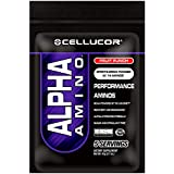 Cellucor Alpha Amino BCAA Supplement, Fruit Punch, 5 Count