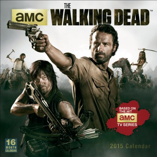 The Walking Dead 2015 Wall Calendar - Sellers Publishing Inc