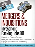 img - for Investment Banking Jobs 101: Know Your Product Groups book / textbook / text book