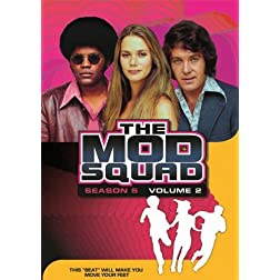The Mod Squad Season Five Volume Two