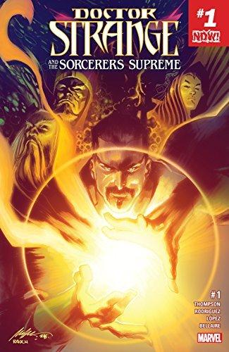 Now Doctor Strange Sorcerers Supreme #1 Comic Book