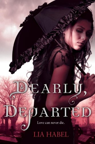 51gAlcsYDBL Review: Dearly Departed by Lia Habel