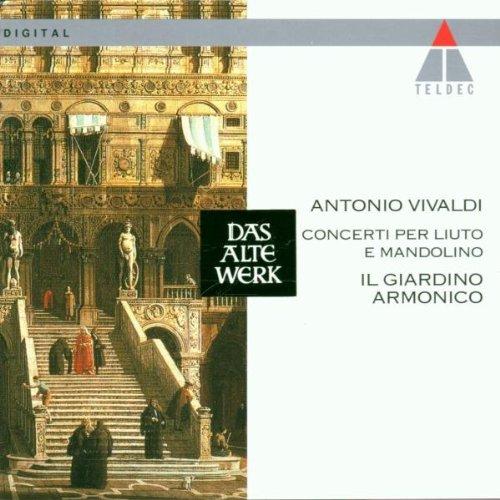 Vivaldi - Concerti Per Liuto E Mandolino (Il Giardino Armonico, Antonini) - Zortam Music