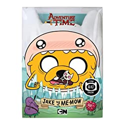 Adventure Time: Jake Vs Me-Mow