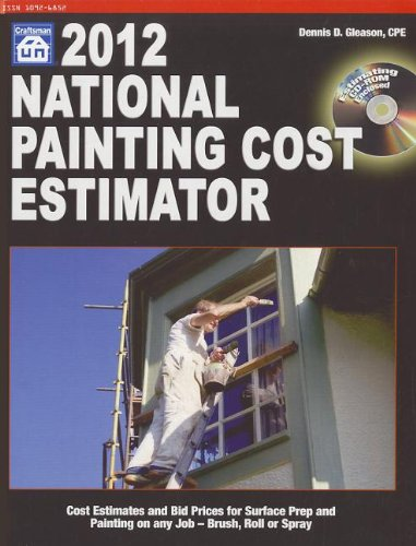 2012 National Painting Cost Estimator