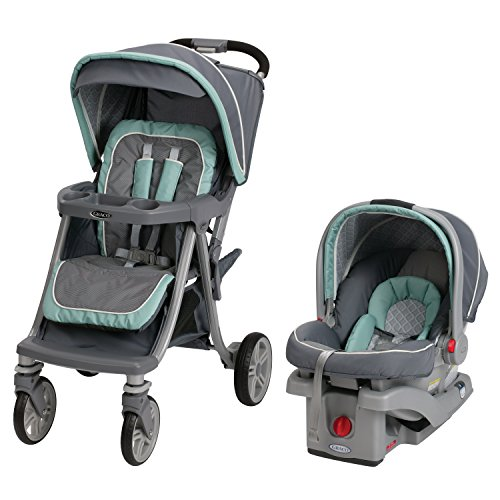 Graco Soho Travel System SnugRide Click Connect 30, Manor - 1
