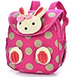 Cozyswan® 3D Cute Animal Design Children Toddler School Bag Backpack