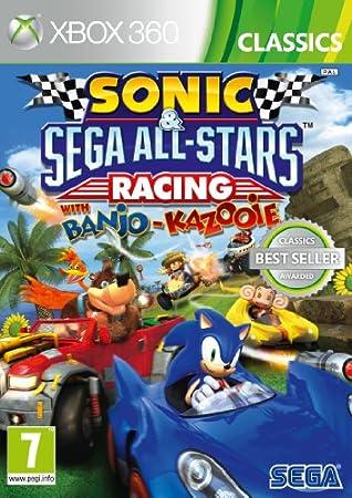 Sonic and SEGA All-Stars Racing (Xbox 360)