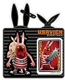 ウサビッチ防水ステッカー小 ジョーカーカード