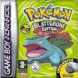 Pokémon - Blattgrüne Edition inkl. Game Boy Advance Wireless Adapter