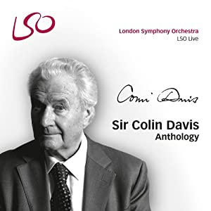 Sir Colin Davis Anthology (Limited Edition 8 SACD, 4CD, 1DVD plus commemorative book and postcards)