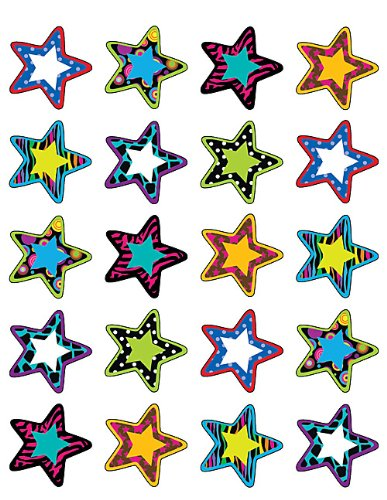 Teacher Created Resources Fancy Stars II Sticker (5202)