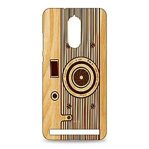 ezyPRNT Lenovo Vibe K5 Note Mobile Back Case Cover with Beautiful Premium Vintage Camera