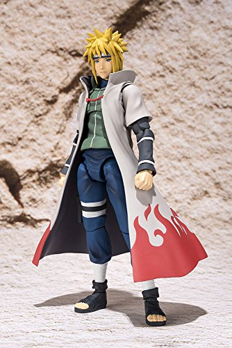 Naruto Namikaze Minato TAMASHII WEB EXCUSIVE S.H. SH Figuarts Action Figure /ITEM#G839GJ UY-W8EHF3189190