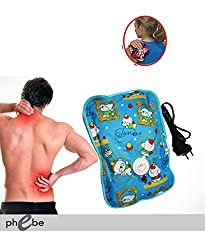 Medex Electrothermal Hot Water Bag For Pain Relief With Pre Fillerd Water (Random Color)