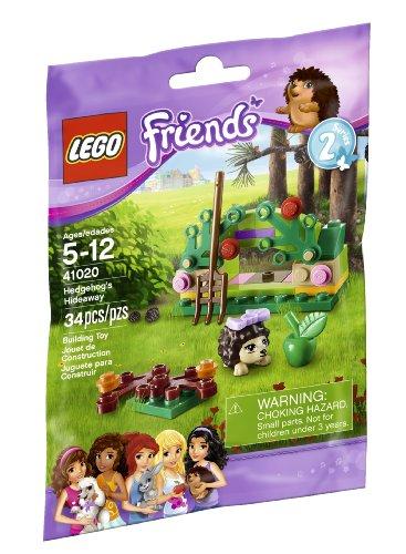 LEGO Hedgehog Hideaway Playset - 1