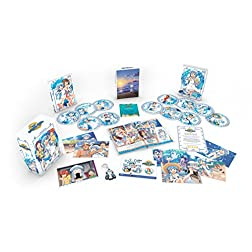 The Squid Girl: Premium Box Set [Blu-ray]