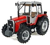 Universal Hobbies - UH4088 - Modélisme - Tracteur Massey Ferguson 690 - 4WD