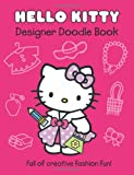 Hello Kitty Designer Doodle Book (Hello Kitty)
