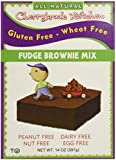 Cherrybrook Kitchen Gluten Free Fudge Brownie Mix -- 14 oz