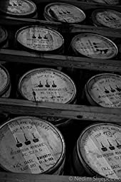 Woodford Reserve Distillery Bourbon Barrels Fine Art Print Picture Photo
