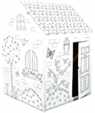 RoseArt 3D Create and Color Play House