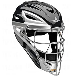 All Star Youth System 7 Two Tone Catchers Helmets by All-Star
